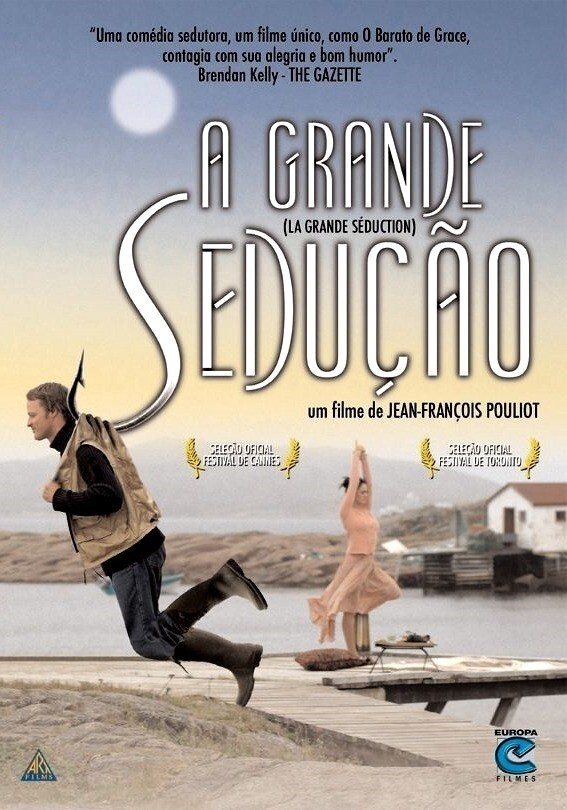 A GRANDE SEDUCAO - DVD