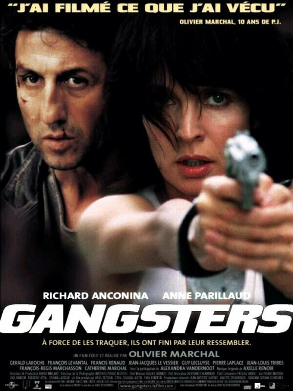 GANGSTERS - DVD