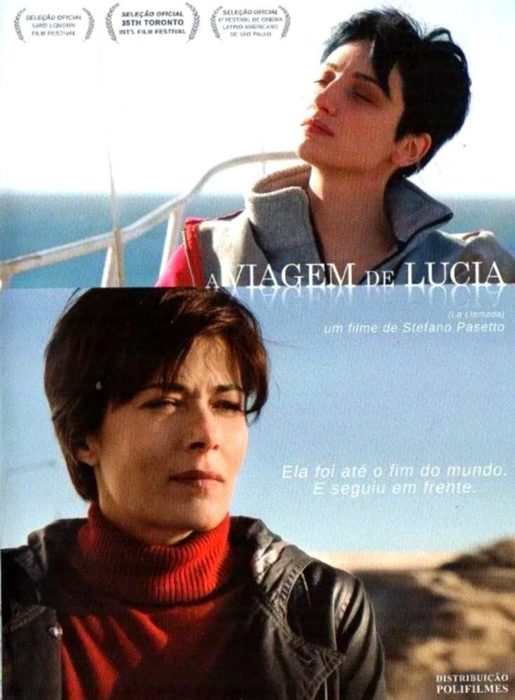 A VIAGEM DE LUCIA - DVD
