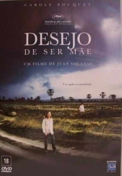 DESEJO DE SER MAE - DVD