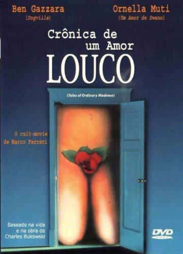 CRONICA DE UM AMOR LOUCO - DVD