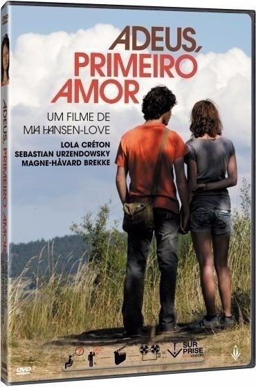 ADEUS, PRIMEIRO AMOR - DVD