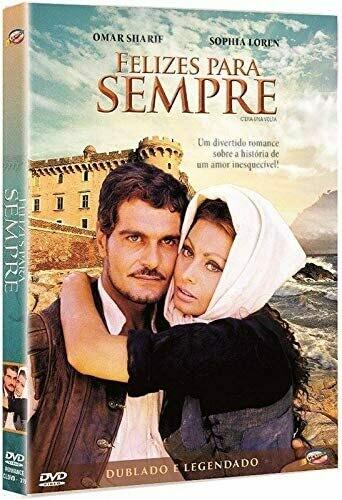 FELIZES PARA SEMPRE - DVD