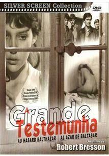 GRANDE TESTEMUNHA - DVD