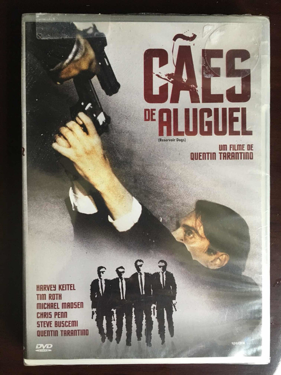 CAES DE ALUGUEL - DVD