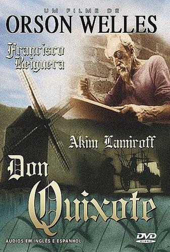 DOM QUIXOTE - DVD