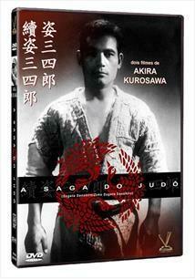 A SAGA DO JUDO - DVD