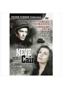 QUANDO A NEVE VOLTAR A CAIR - DVD