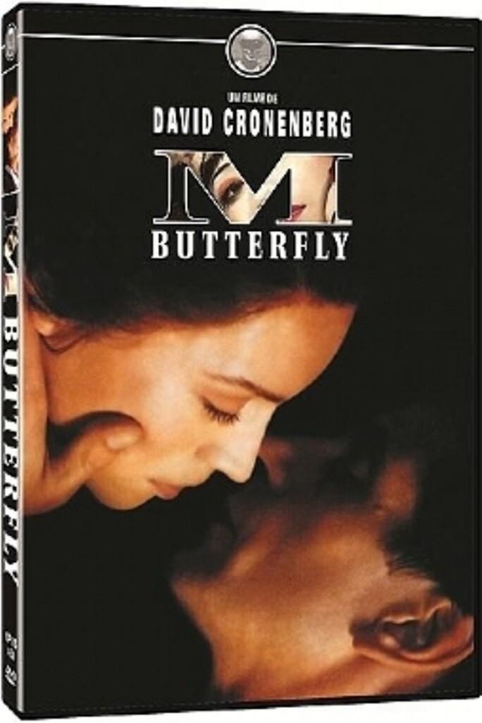 M BUTTERFLY - DVD