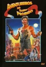 AVENTUREIROS DO BAIRRO PROIBIDO - DVD