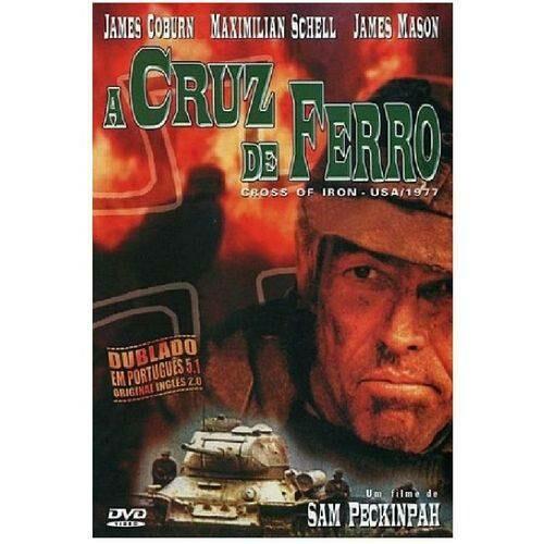 A CRUZ DE FERRO - DVD