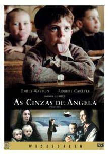 AS CINZAS DE ANGELA - DVD