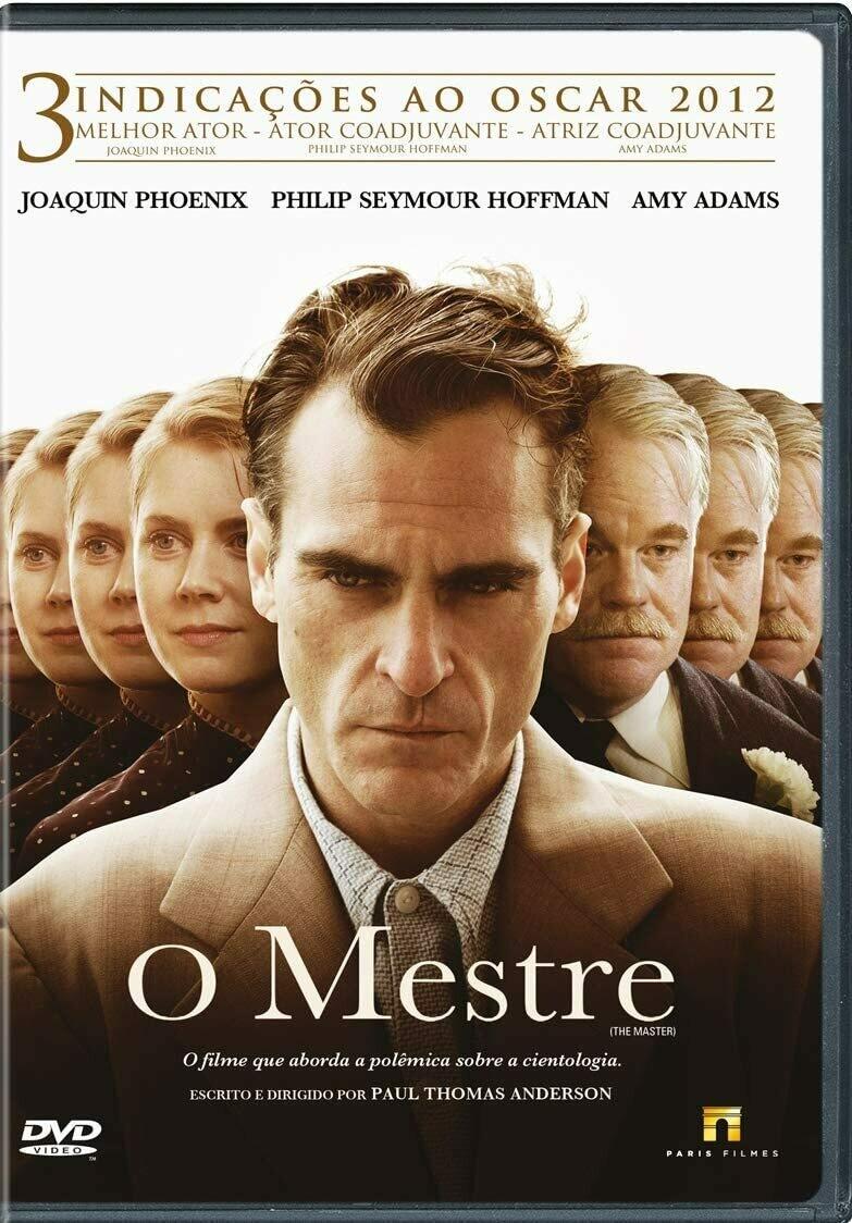 O MESTRE - DVD