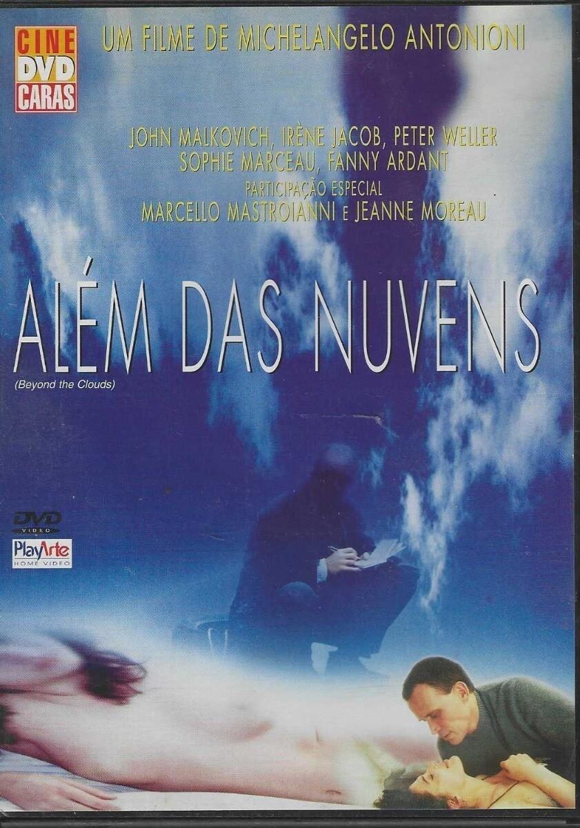 ALEM DAS NUVENS - DVD