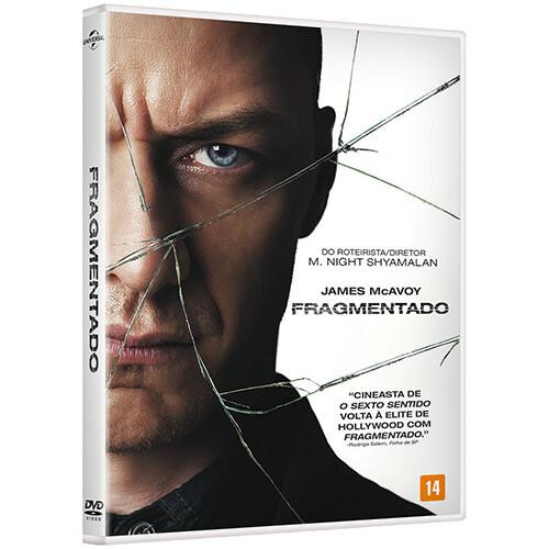 FRAGMENTADO - DVD