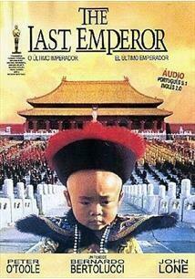 O ULTIMO IMPERADOR - DVD