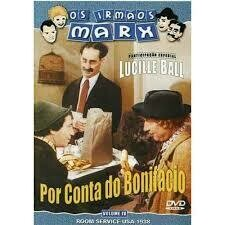 POR CONTA DO BONIFACIO - DVD