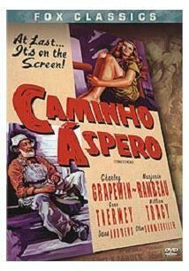 CAMINHO ASPERO - DVD