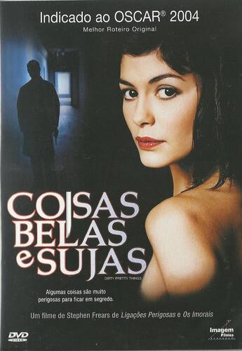 COISAS BELAS E SUJAS - DVD