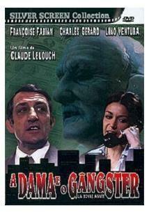 O DAMA E O GANGSTER - DVD