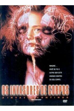 OS INVASORES DE CORPOS - DVD