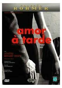 AMOR A TARDE - DVD