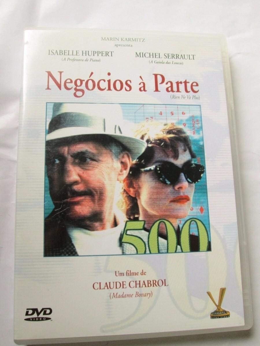 NEGOCIOS A PARTE - DVD