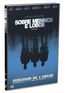 SOBRE MENINOS E LOBOS - DVD