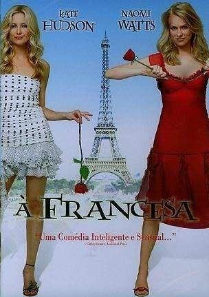 A FRANCESA - DVD
