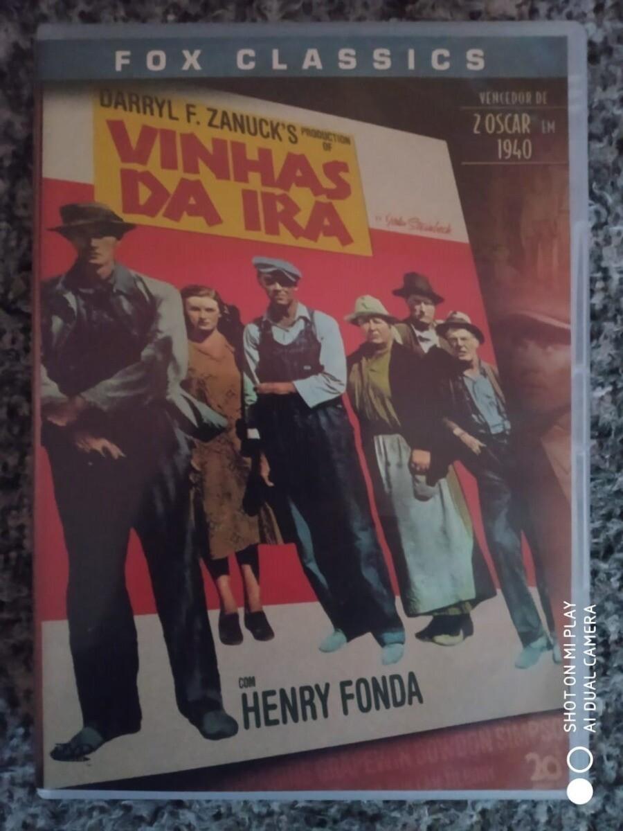 VINHAS DA IRA - DVD