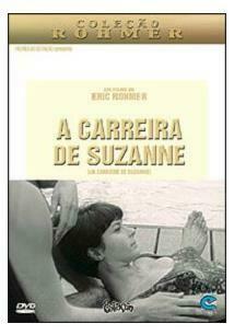 A CARREIRA DE SUZANNE - DVD