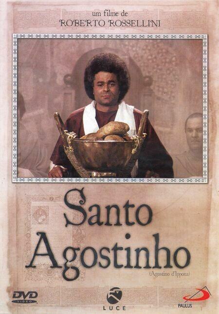 SANTO AGOSTINHO - DVD