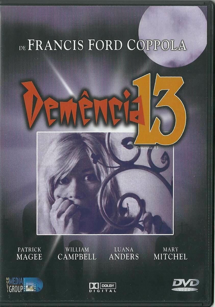 DEMENCIA 13 - DVD