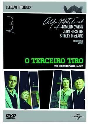 O TERCEIRO TIRO - DVD