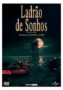 LADRAO DE SONHOS - DVD