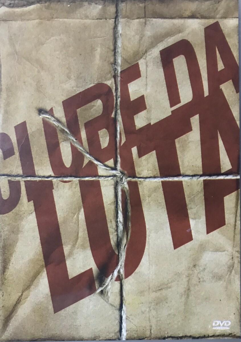 CLUBE DA LUTA - DVD