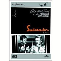 SABOTADOR - DVD