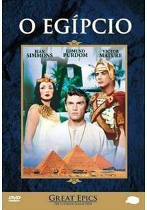 O EGIPCIO - DVD