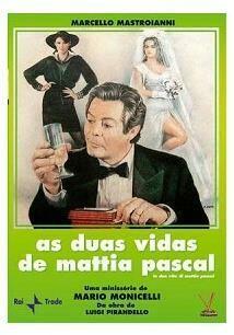 AS DUAS VIDAS DE MATTIA PASCAL - DVD