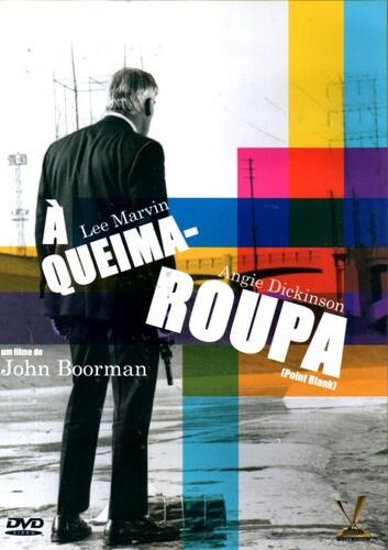 A QUEIMA ROUPA - DVD