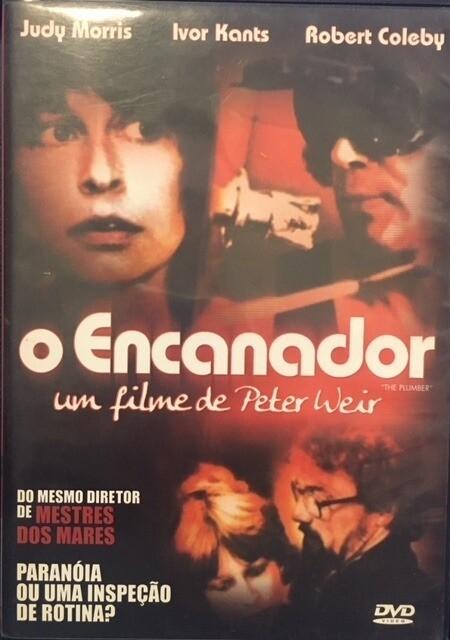 O ENCANADOR - DVD
