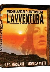 A AVENTURA - DVD