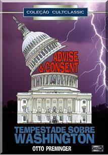 TEMPESTADE SOBRE WASHINGTON - DVD