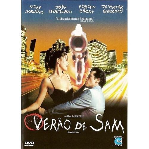 O VERAO DE SAM - DVD