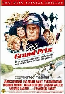 GRAND PRIX - DVD