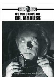 OS MIL OLHOS DE DR. MABUSE - DVD