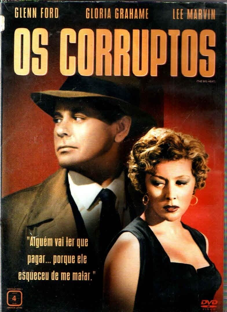 OS CORRUPTOS - DVD