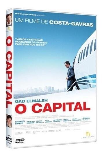 O CAPITAL - DVD