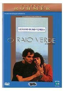 O RAIO VERDE - DVD