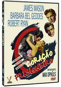 CORACAO PRISIONEIRO - DVD
